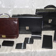 Изделия кожаные в Алматы фото