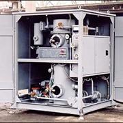 Установка для обработки трансформаторного масла УВМ-6 фото