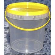 Пресформы литьевые на изделие Ведро пищевое фото