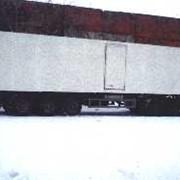 Полуприцеп-фургон изотермический (грузоподъемность 30 т) фото