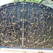 Ворота бэмсик фото