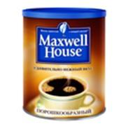 Кофе Maxwell House порошкообразный фото
