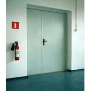 Противопожарные двери на заказ фото