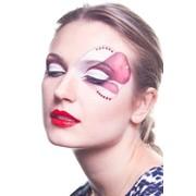 Урок макияжа фото