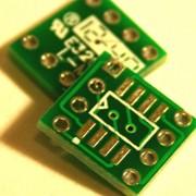 Переходник SO8-DIP8 фото