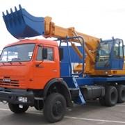 Аренда экскаватор-планировщик UDS-114