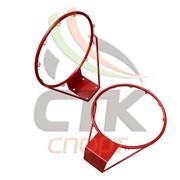 Кольцо баскетбольное облегченное, труба ф16 фото