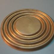 Мембрана, бронза БрБ2 фото