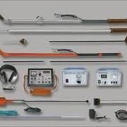 Оборудование для обнаружения мест повреждений подземных электрических кабелей фото