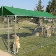 Вольер сборно-разборный для собак