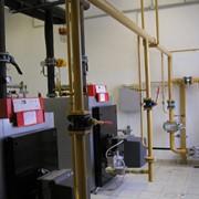 Системы автономного отопления и водоснабжения фото