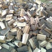 Дрова колотые осина от заготовителя фото