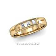 Кольца с бриллиантами W43062-2 фото
