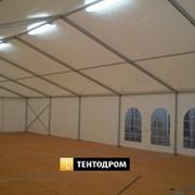 Аренда больших шатров и тентовых павильонов фото