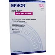 Бумага epson Photo Quality Ink Jet Paper A3 фото
