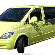 Ремонт легковых автомобилей и фургонов