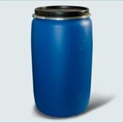 Пластиковые бочки 227л. хомутовые фото