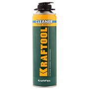 Очиститель монтажной пены KRAFTFLEX PREMIUM CLEANER, 500мл фото