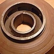 Колесо  насоса Х100-65-250аЕ
