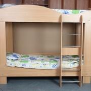 Двух-ярусная кровать фото