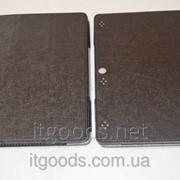 Чехол-книжка для Lenovo Tab 2 A10-70F   A10-70L (черный цвет) 4215 фото