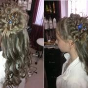 Экспресс-плетение кос фото