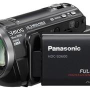 Видеокамера Panasonic HDC-SD600 фото