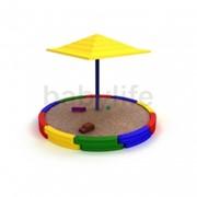 Детские песочницы Кольцо-2 фото