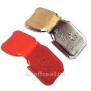 Номерные металлические МК-клипс фото