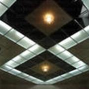 Изготовление зеркальной плитки фото