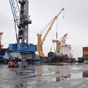 Транспортировка проектных грузов фото