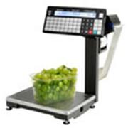 Весы с печатью этикеток ВПМ 15Т фото