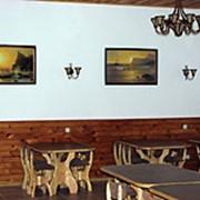 К вашим услугам бар-кафе, 2 больших банкетных зала. фото