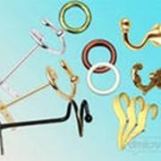 Поставка фурнитуры для штор. фото