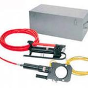 Гидравлический набор HAUPA для резки кабеля до ф 120 мм при возможном напряжении до 60 KV арт.216416 фото