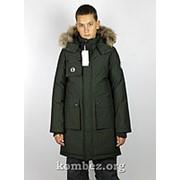 пальто Moonbox М2 хаки 146 фото