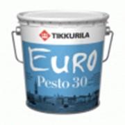 Краска алкидная базис A полуматовая Евро Песто 30 2,7 л фото