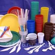 Одноразовая посуда с доставкой фото