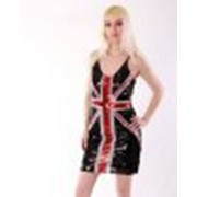 Платье Британский флаг фото
