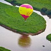Полет на воздушном шаре в Киевской области индивидуальный фото