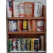 Мешки бумажные клапанные закрытые(под цемент, гипс, сухие строительные смеси, химическую продукцию) фото
