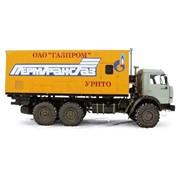 Мобильный комплекс «ТЕРМО-3000» (шасси КАМАЗ-43118 6х6) фото