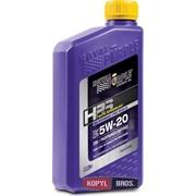 Моторное автомасло Royal Purple HPS 5w-20 фасовка 0.946л /1 кварта 31520 фото
