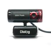 Система акустическая Dialog WC-20U black-red фото