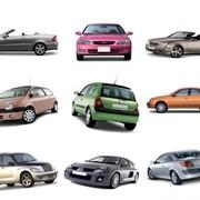 Автомобили легковые
