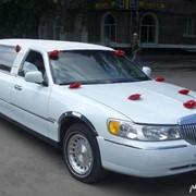 Свадебный лимузин фото