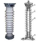 Разрядники вентильные серии РВС (РВС-15, РВС-20, РВС-35) фото