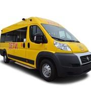 Школьный автобус Фиат Дукато фото