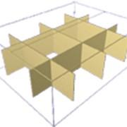 Гофрокартон трехслойный фото