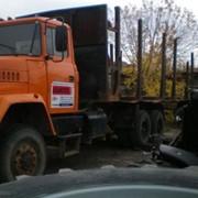 Лесовоз КрАЗ-6233М6-0000014 фото